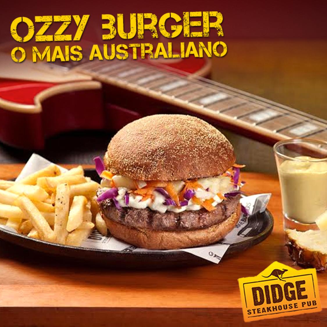 Didge Steakhouse Pub - Balneário Camboriú