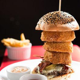Meatpacking Burgers