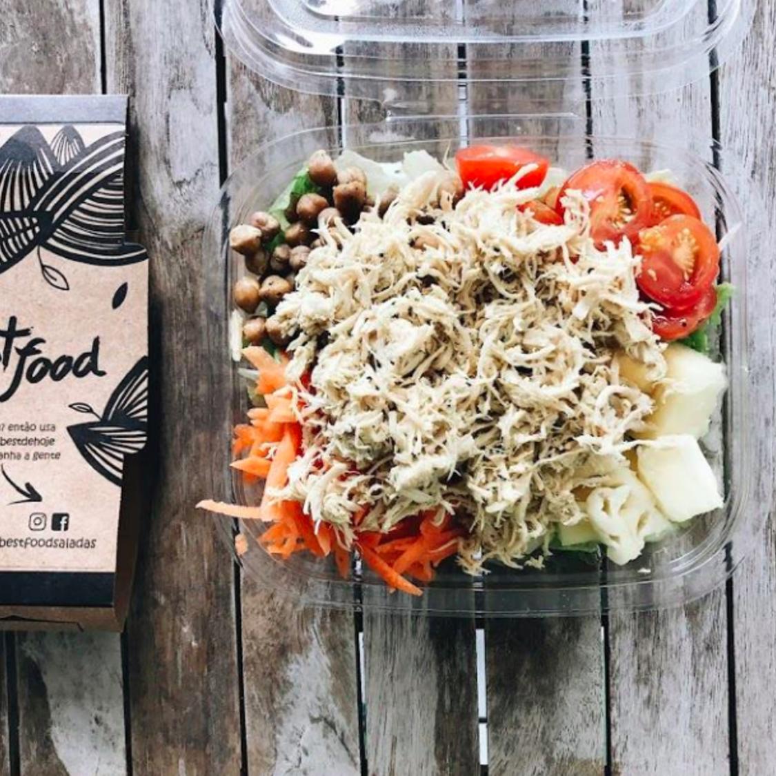 Best Food Saladas - Delivery