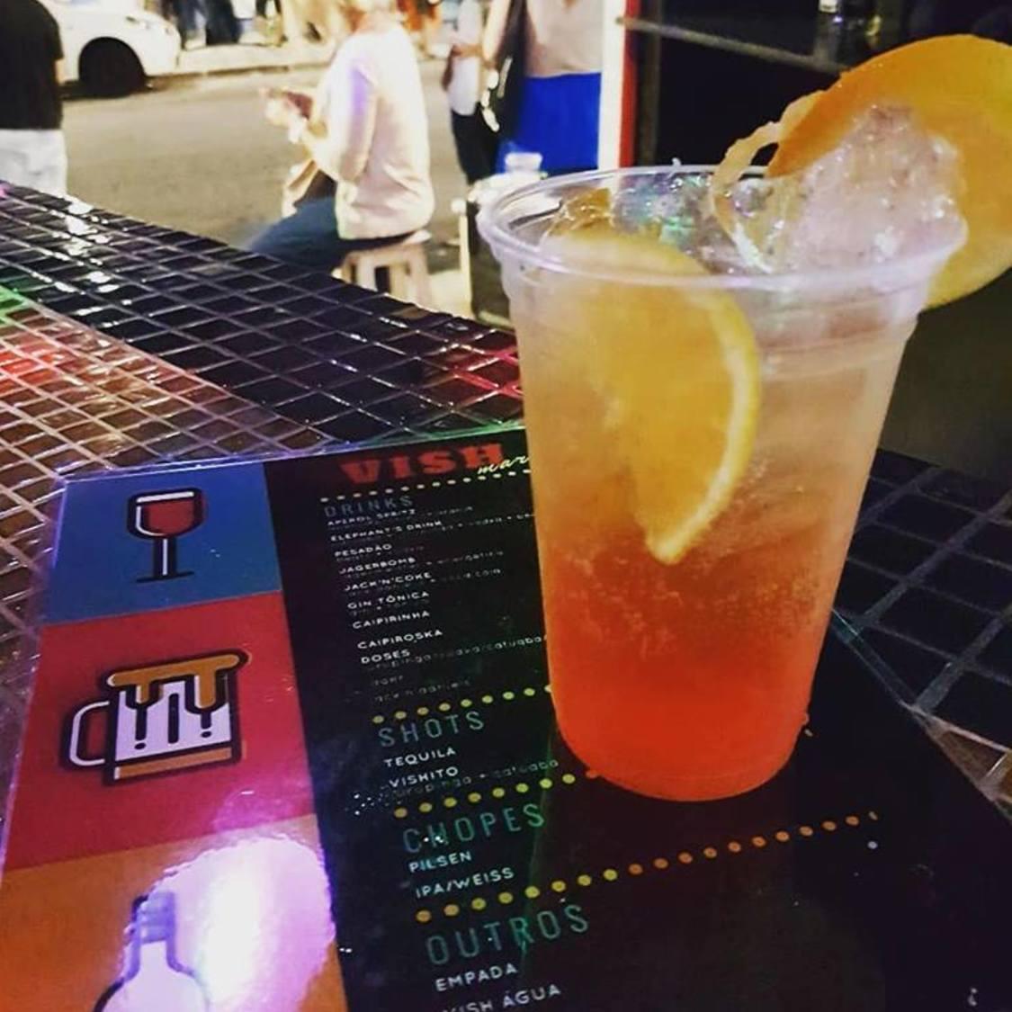 Vish Maria Bar