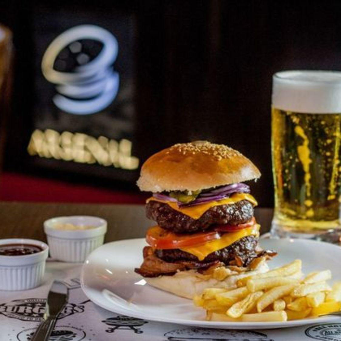 Arsenal Burgers & Beers