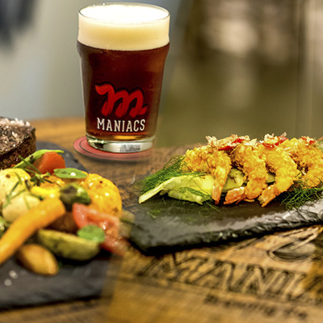 Maniacs Brewing Co