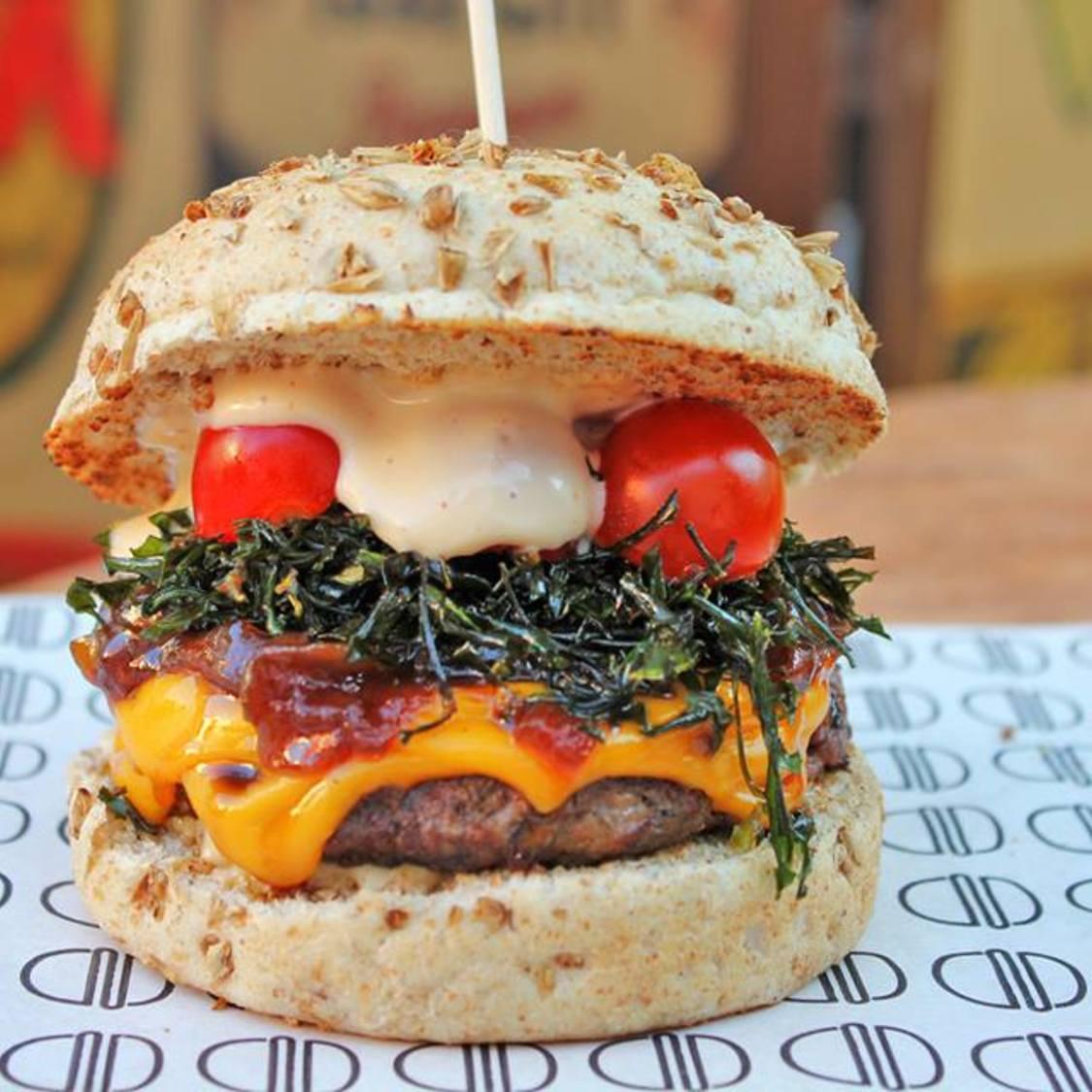 Haus Burger Bar
