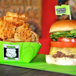 Original Burger - Brooklin