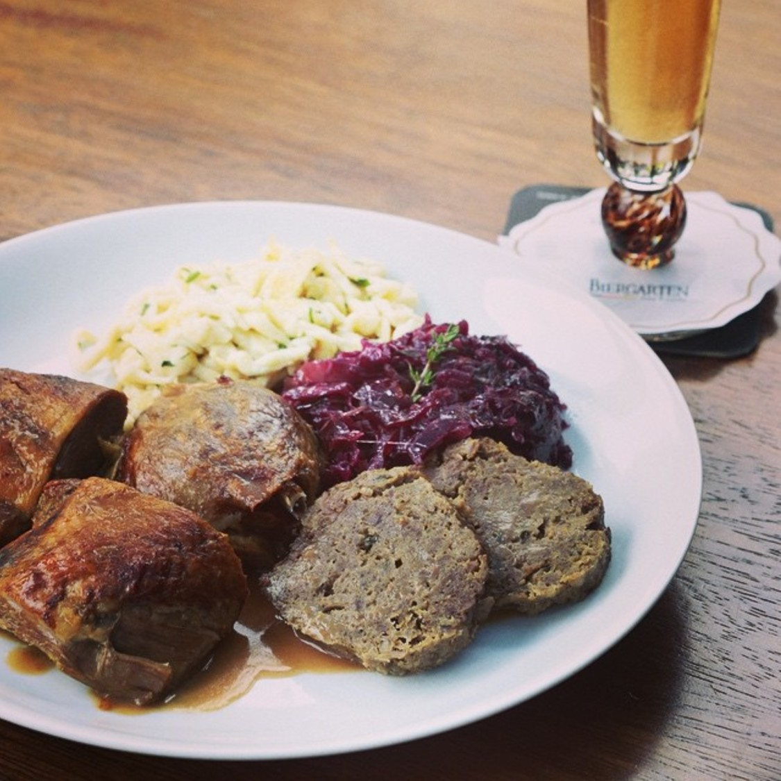 Biergarten Chopp & Cozinha
