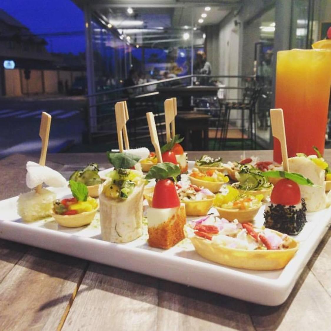 O2 Life Restaurant