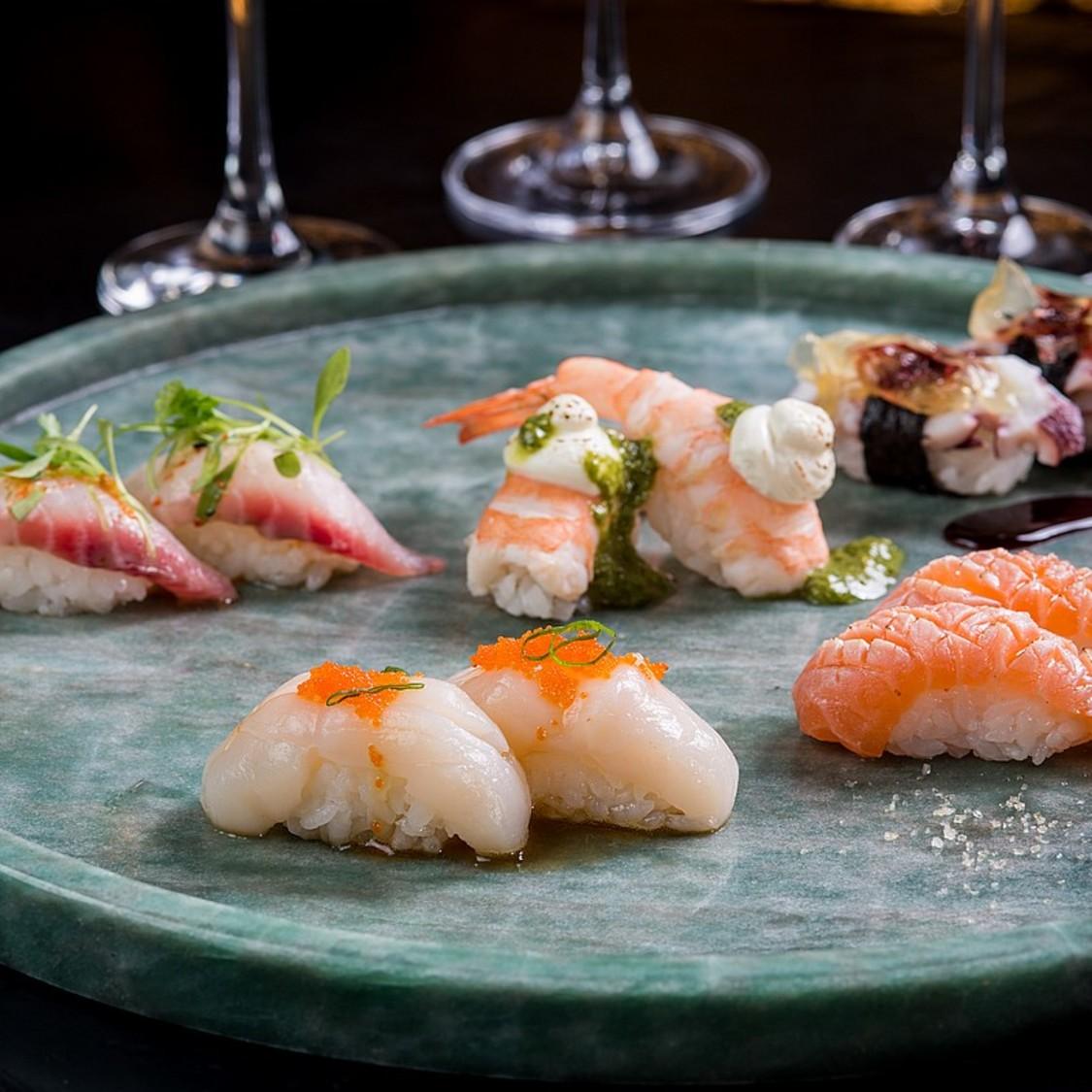 Koi Sushi Japanese Fusion Food