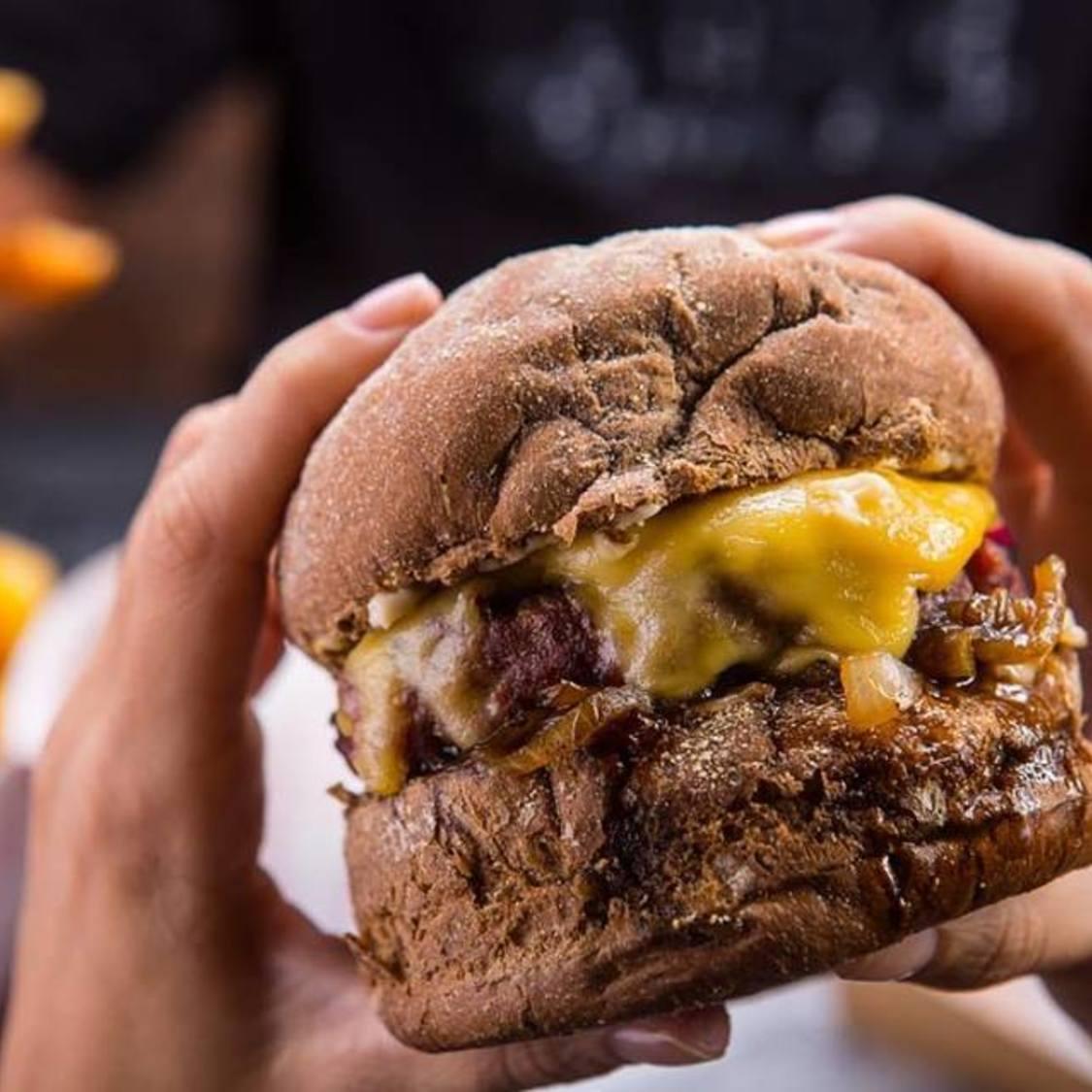 On Fire Burger