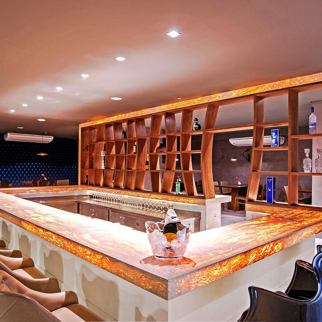Champagne Restaurante & Bar - Slaviero Conceptual Brut