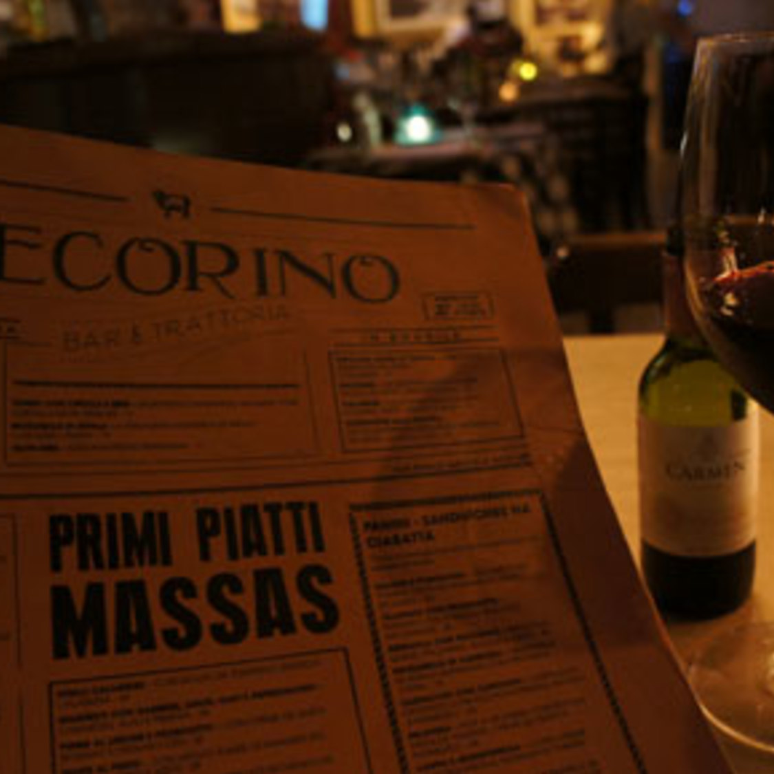 Pecorino Bar e Trattoria - Vl. Nova Conceição